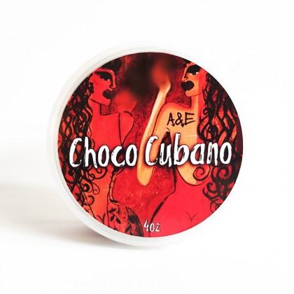 Ariana & Evans Choco Cubano Shaving Soap 4oz Made in USA