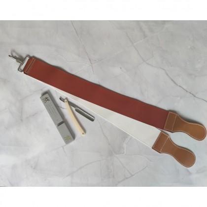 J.A HENKELS 89 4/8 INOX Stainless Steel Vintage Straight Razor