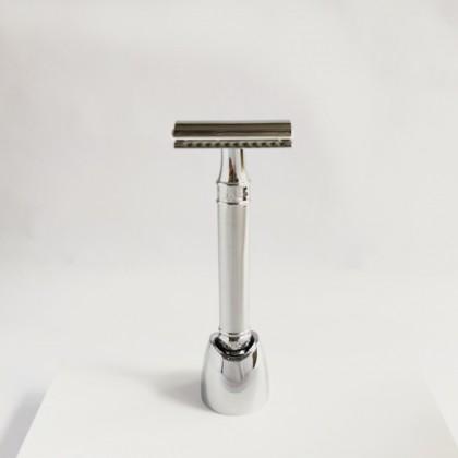 Chrome Base Stand for Safety Razor -Diameter 1.3cm