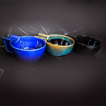 Charmwise Shaving Bowl Lathering Bowl Shaving Accessories Gift for Him