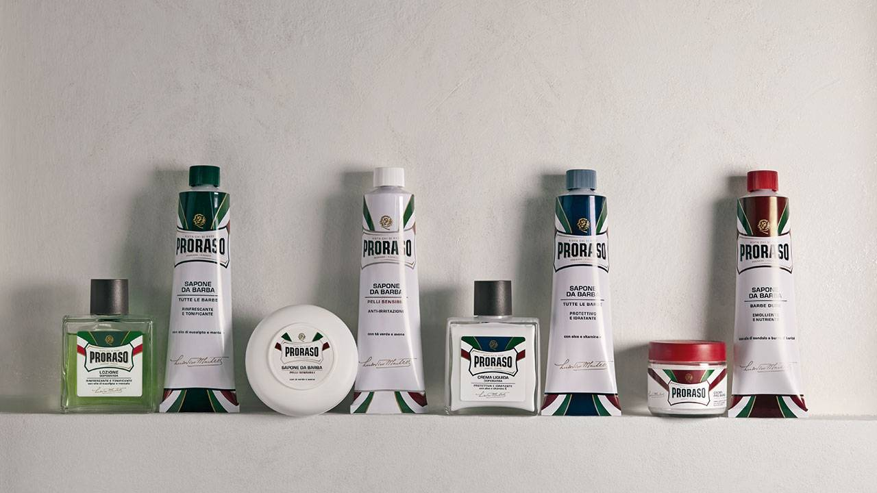 Poraso Classics For Product Line for Different Beard